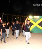 Desfile de las delegaciones de las dependencias y unidades municipales y de la sociedad civil de Maipú (17)