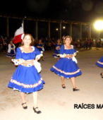 Desfile de las delegaciones de las dependencias y unidades municipales y de la sociedad civil de Maipú (18)