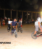 Desfile de las delegaciones de las dependencias y unidades municipales y de la sociedad civil de Maipú (19)