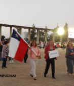 Desfile de las delegaciones de las dependencias y unidades municipales y de la sociedad civil de Maipú (2)