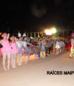 Desfile de las delegaciones de las dependencias y unidades municipales y de la sociedad civil de Maipú (22)