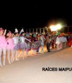Desfile de las delegaciones de las dependencias y unidades municipales y de la sociedad civil de Maipú (23)