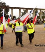 Desfile de las delegaciones de las dependencias y unidades municipales y de la sociedad civil de Maipú (4)