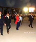 Desfile de las delegaciones de las dependencias y unidades municipales y de la sociedad civil de Maipú (5)
