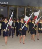 Desfile de las delegaciones de las dependencias y unidades municipales y de la sociedad civil de Maipú (7)