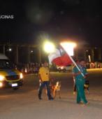 Desfile de las delegaciones de las dependencias y unidades municipales y de la sociedad civil de Maipú (9)