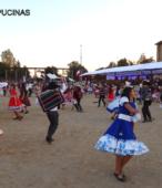 Nuestro baile nacional, la cuecam durante el esquinazo ofrecido por el Club de Rodeo Alberto Llona Reyes de Maipú (1)