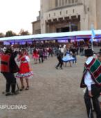 Nuestro baile nacional, la cuecam durante el esquinazo ofrecido por el Club de Rodeo Alberto Llona Reyes de Maipú (3)