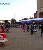 Nuestro baile nacional, la cuecam durante el esquinazo ofrecido por el Club de Rodeo Alberto Llona Reyes de Maipú (4)