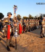 Unidad de Formación de la Escuela de Suboficiales del Ejército, en la explanada del Templo Votivo de Maipú (1)