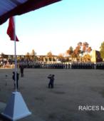 Unidad de Formación de la Escuela de Suboficiales del Ejército, en la explanada del Templo Votivo de Maipú (10)