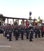 Unidad de Formación de la Escuela de Suboficiales del Ejército, en la explanada del Templo Votivo de Maipú (11)