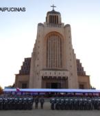 Unidad de Formación de la Escuela de Suboficiales del Ejército, en la explanada del Templo Votivo de Maipú (2)