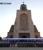 Unidad de Formación de la Escuela de Suboficiales del Ejército, en la explanada del Templo Votivo de Maipú (3)
