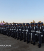 Unidad de Formación de la Escuela de Suboficiales del Ejército, en la explanada del Templo Votivo de Maipú (6)