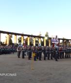 Unidad de Formación de la Escuela de Suboficiales del Ejército, en la explanada del Templo Votivo de Maipú (7)