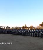 Unidad de Formación de la Escuela de Suboficiales del Ejército, en la explanada del Templo Votivo de Maipú (8)