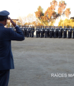 Unidad de Formación de la Escuela de Suboficiales del Ejército, en la explanada del Templo Votivo de Maipú (9)