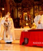El 14 de marzo, tras la Misa de los 200 años de la Promesa de Chile a la Virgen del Carmen, ambas imágenes iniciaron el peregrinaje por las unidades militares del país (2)
