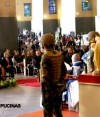El día 5 de abril, las imágenes peregrinas estuvieron presentes en el Te Deum de los 200 años de la Batalla, en el Santuario Nacional de Maipú (50)