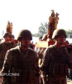 El día 5 de abril, las imágenes peregrinas estuvieron presentes en el Te Deum de los 200 años de la Batalla, en el Santuario Nacional de Maipú (8)