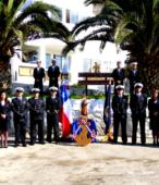 Las imágenes de la Virgen del Carmen peregrinaron desde Arica y Punta Arenas hacia Santiago, pasando por los diferentes cuarteles y reparticiones del Ejército (19)