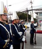 Solemne peregrinación a primera hota del día 5 de abril, desde el Estadio Municipal Coronel Santiago Bueras, hasta el Santuario Nacional de Maipú (14)