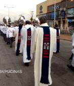 Solemne peregrinación a primera hota del día 5 de abril, desde el Estadio Municipal Coronel Santiago Bueras, hasta el Santuario Nacional de Maipú (36)