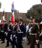 Solemne peregrinación a primera hota del día 5 de abril, desde el Estadio Municipal Coronel Santiago Bueras, hasta el Santuario Nacional de Maipú (77)